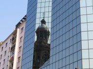 Reflection of the Cathedral