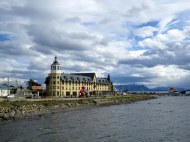 Our hotel in Puerto Natales