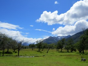 Lunch stop at an Estancia in Bernardo O´Higgins National Park