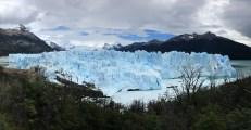Christmas Day at Perito Moreno Glacier, Argentina