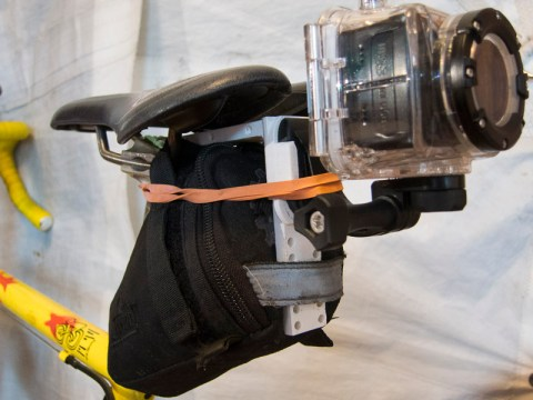 Neff seatbag bracket for Swann Camera system