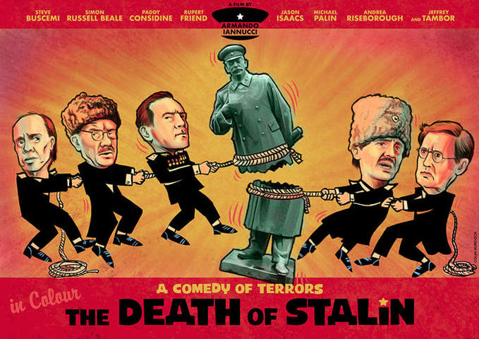 Is The Death Of Stalin Funny The Schleicher Spin