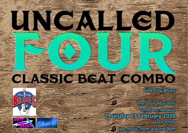 Uncalled Four 13 Feb