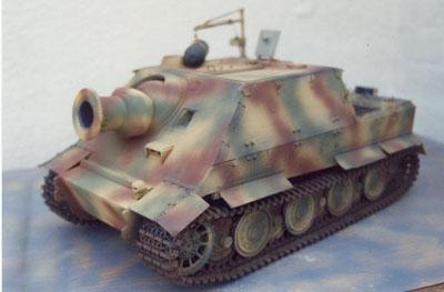 1/15th Scale Sturmtiger