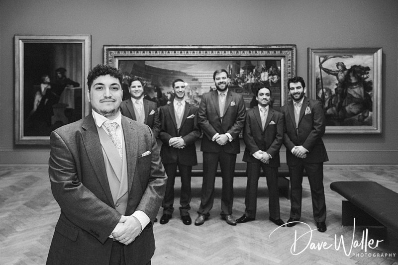 Manchester Art Gallery Wedding Photography | Manchester Wedding Photographer