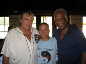 Bob Babbitt and Chuck Rainey