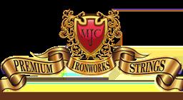 MJC Ironworks Strings