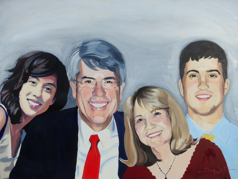 """family portrait painting"", ""portrait painting"", ""family painting"", ""oil portrait"", ""family portrait art"", ""dave white artist"", ""portrait artist"", ""leesburg artist"", ""northern virginia artist"", ""loudoun artist"", ""dc artist"""
