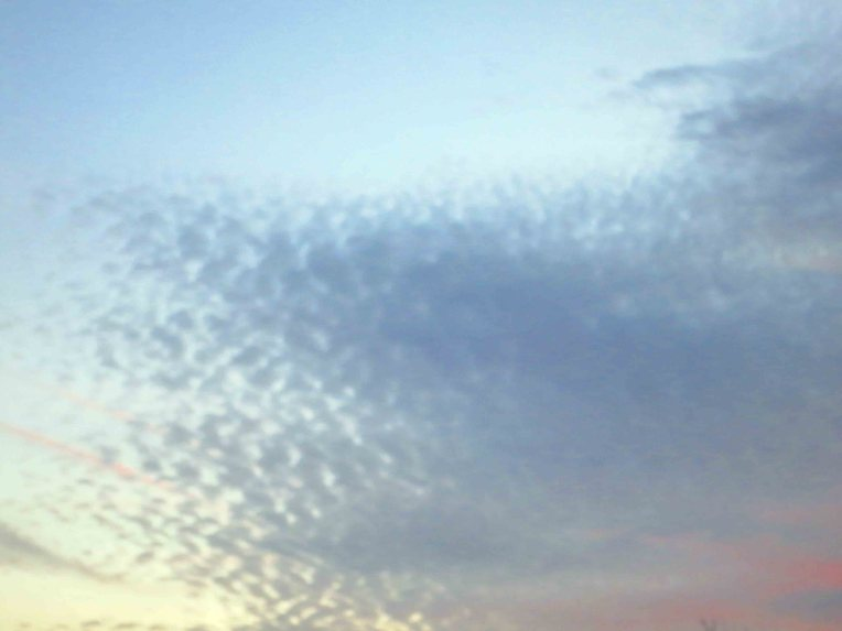 sky photography, evening sunset, photograph, art, artist dave white, sky photographer