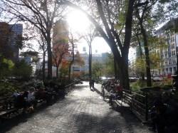 Union Square Park, New York City