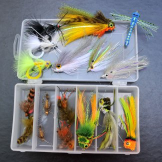 Flies, Vise Bases, Indicators