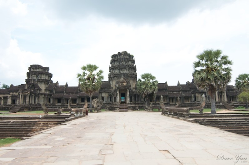 Dave Yan - Cambodia Siem Reap Angkor Wat