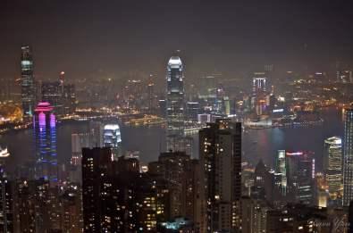 Dave Yan - Hong Kong Island - Victoria Peak