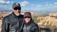 Mike & Kath - Bryce Canyon