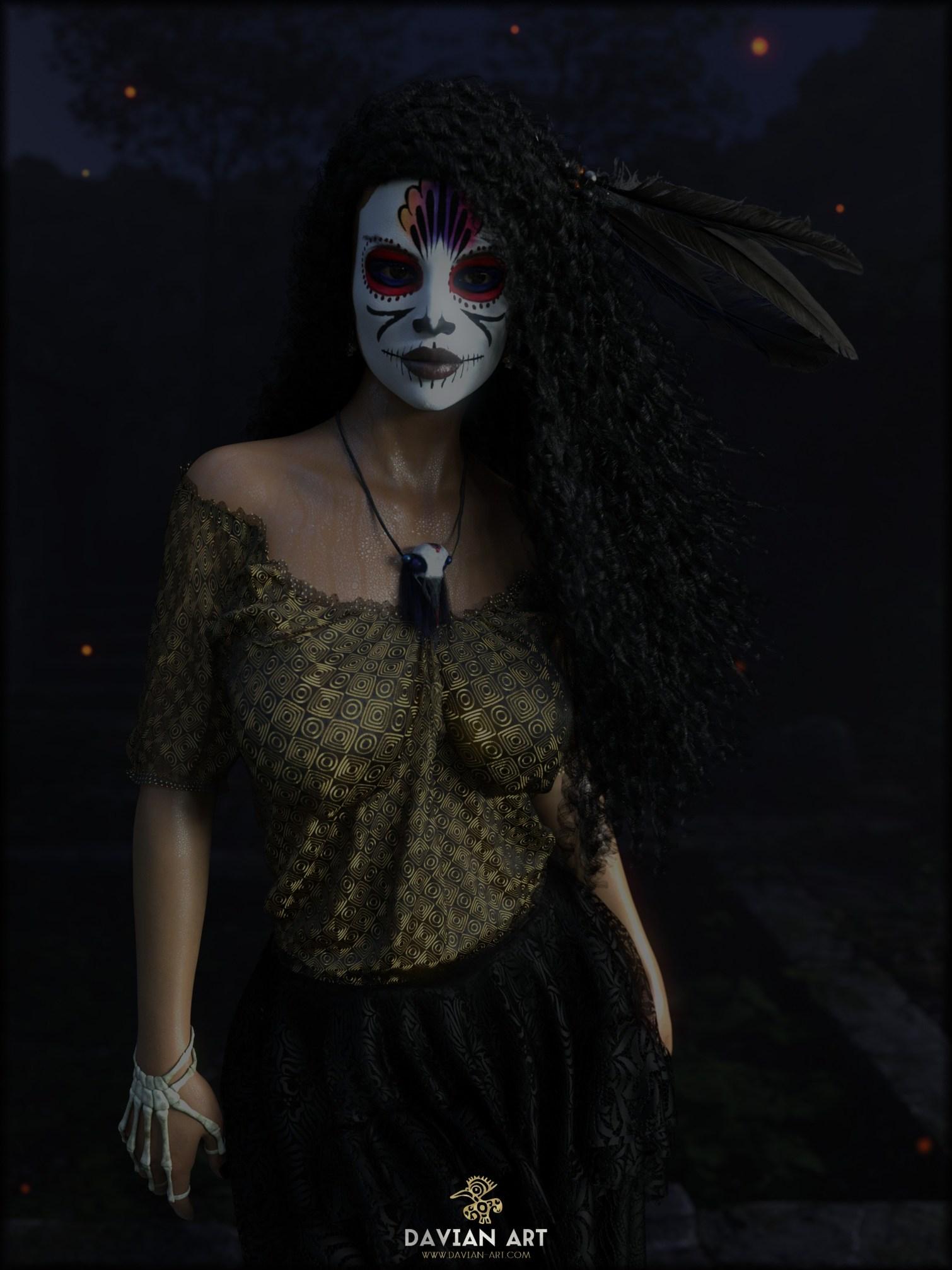 AztecMythologyByDavianArt
