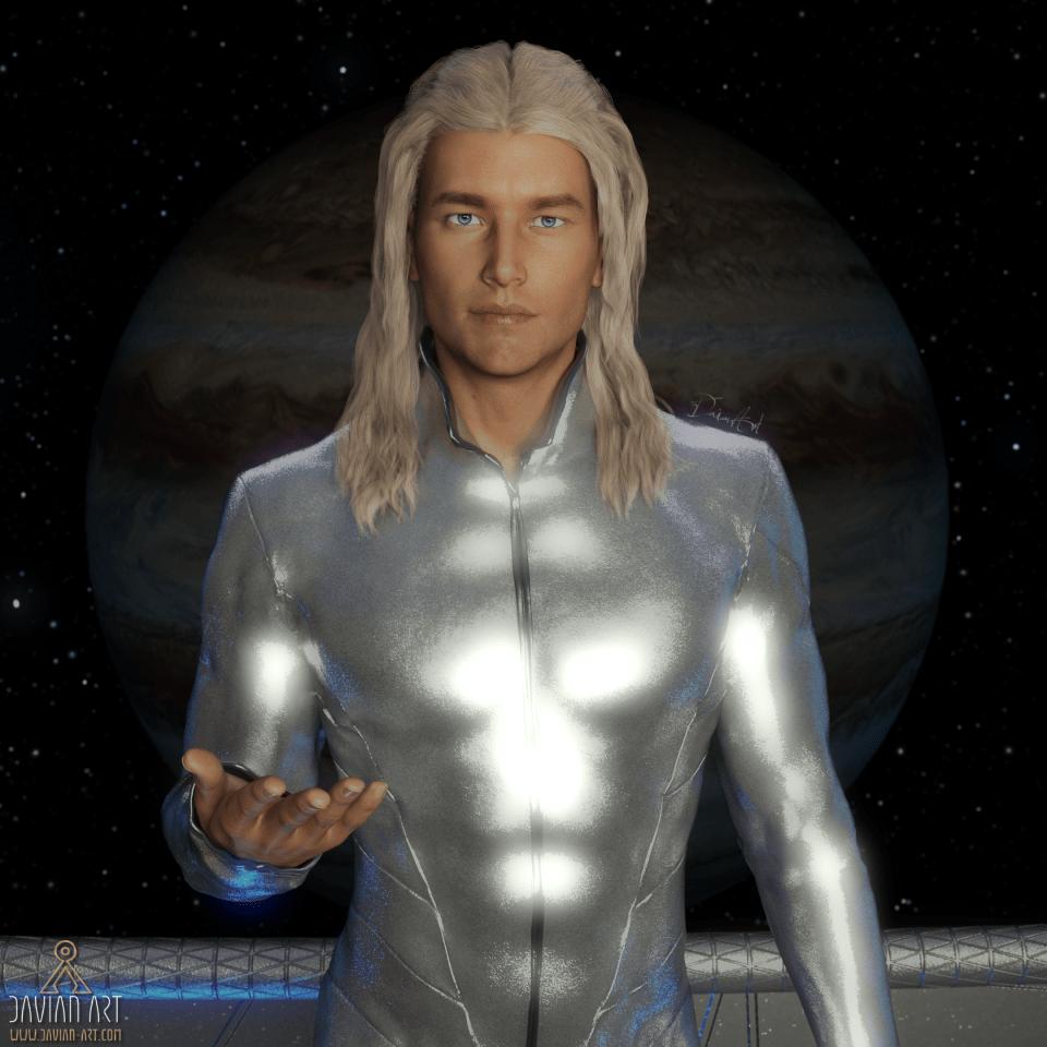 Ash'Tar Ka'Ree By DavianArt