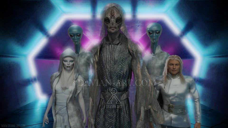 IntergalacticCouncilByDavianArt