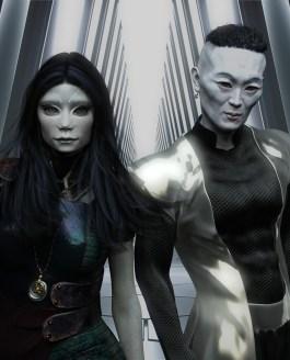 Nir'Han and Ank'ha Jin