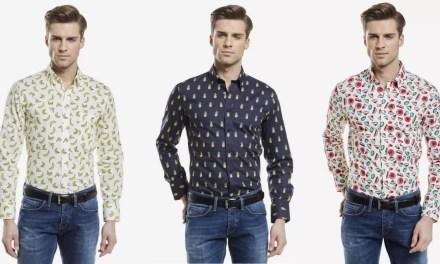 Koszule męskie na lato 2018 – mały przegląd