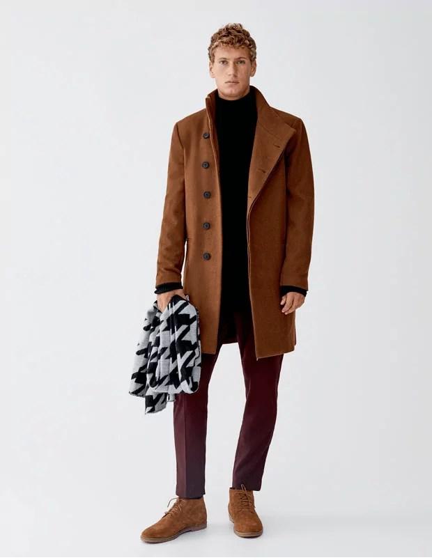 Płaszcze męskie zima 2018