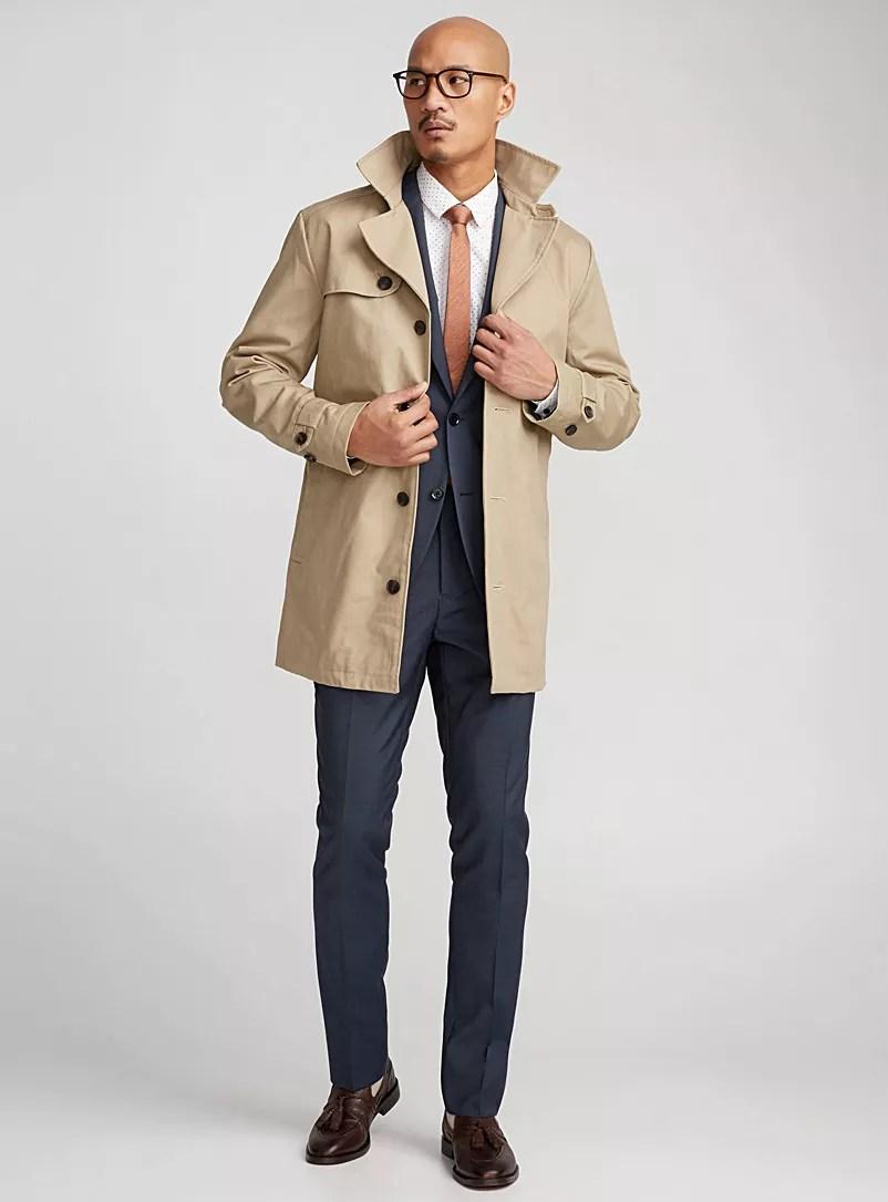 warstwowy płaszcz