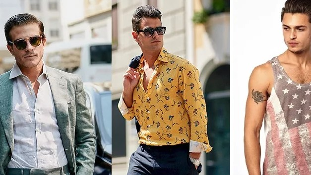 Moda Męska 2019 Wiosna Lato – Trendy