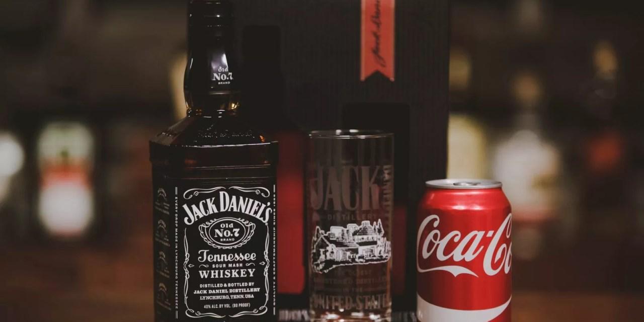 Jack Daniels + Coca Cola – ponadczasowy drink