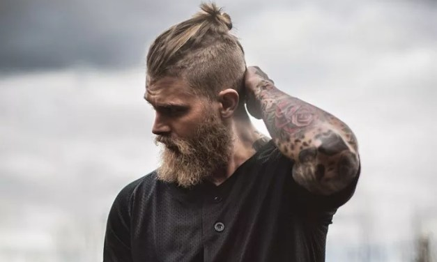 Modne męskie fryzury – krótkie, średnie i długie