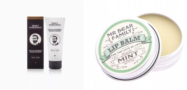pielęgnacja twarzy męskiej kosmetyki