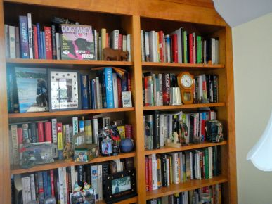 Home Study Book Shelf # 1