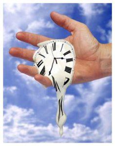 Le temps qui file...