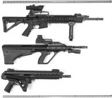 Length_AR-15_AUG_XCR-11-inch-SBR_bw