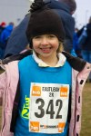 Emma before Eastleigh 2K Fun Run