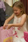 Emma on her 7th Birthday