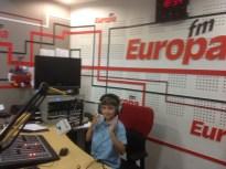 În vizită la Europa FM