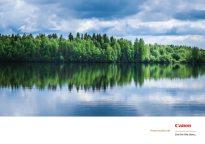 Lacul Kemijoki, Finlanda, iunie 2017