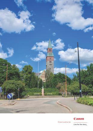 Biserică în Helsinki, Finlanda