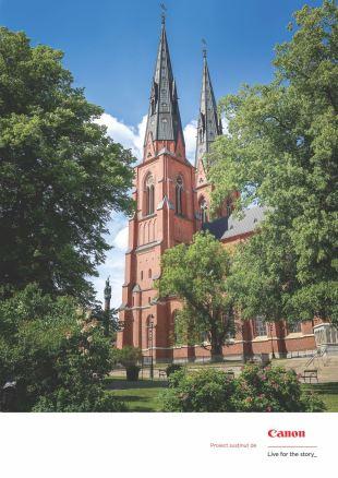 Catedrala din Uppsala, Suedia