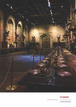 Sala Mare de la Hogwarts - Studiourile Warner - Londra