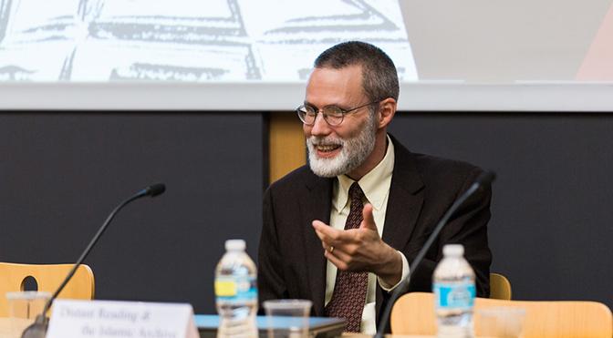 Photo of David Vishanoff by Rythum Vinoben, from http://www.rythumvinoben.com/Events/Islamic-Archive/i-K5dXZ8F/A