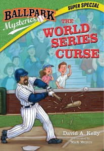 The World Series Curse - Ballpark Mysteries Super Special #1