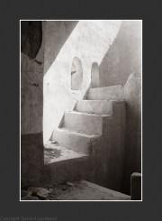 steps fort Al 'Awabi toned