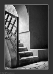 Steps Rustaq Fort