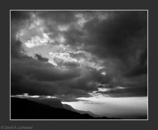 Sun in the Jebel