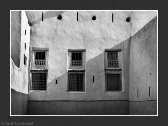Windows & air vents