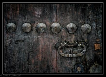 Old door fittings