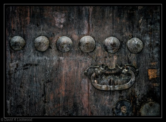 Old door fittings