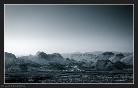 Misty mountains No2