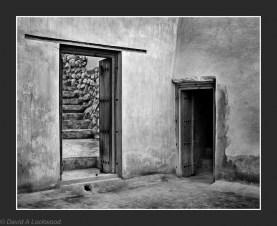Doors Rustaq Fort