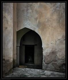 Door to store room